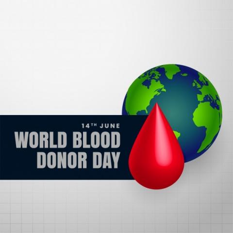 Всемирный день донора крови-2021