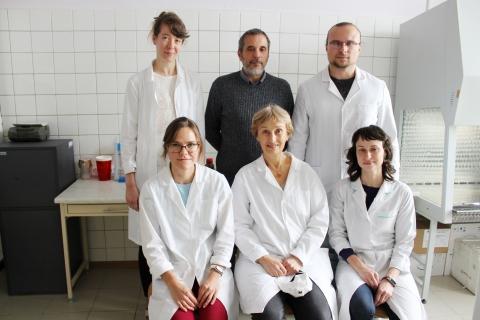 О лаборатории биотехнологии кроветворных клеток