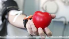 Выездные дни доноров организованы для работников учреждений и компаний
