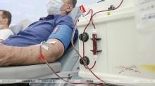 В Беларуси несмотря на пандемию удалось сохранить объемы заготовки донорской крови - Карпенко
