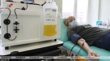 Вакцинированные от COVID-19 белорусы смогут стать донорами антиковидной плазмы