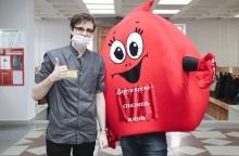 Мысль дня о донорстве крови