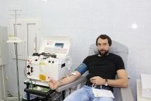 Известный белорусский хоккеист стал донором плазмы анти-COVID-19