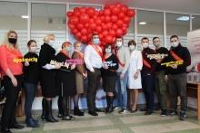 Республиканская акция «Ганарымся донарамi!» стартовала в Беларуси