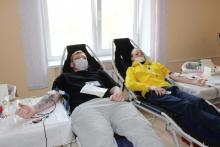 Спасает жизни, но и несёт пользу и самому донору
