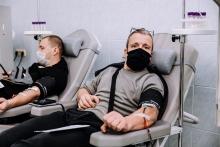 Польза донорства крови
