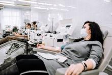 Пресс-релиз к Всемирному дню  донора крови – 14 июня 2021 года