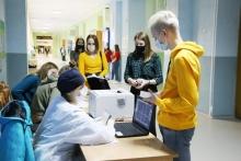 Студенты БГПУ приняли участие в акции по сдаче крови