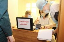 В Университете МЧС прошёл День Донора